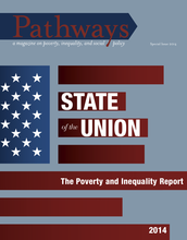The Poverty and Inequality Report 2014